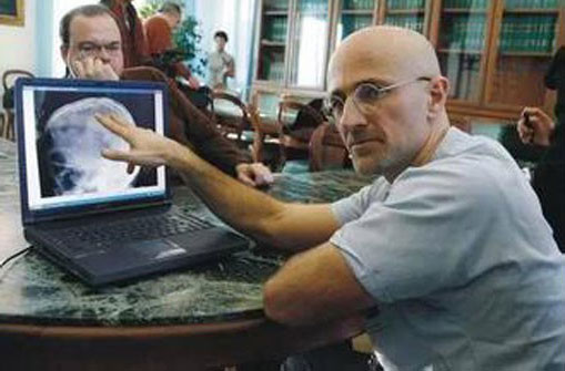 Italian Dr. Sergio Canavero, man behind controversial head transplant surgery proposal [Photo: xinmin.cn]