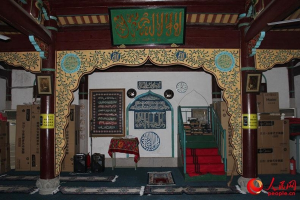 مسجد تشينغجينغ .. أقدم المساجد فى الصين