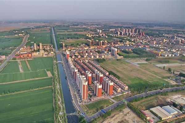 منطقة شيونغان الاقتصادية الجديدة..مدينة الأحلام الصينية