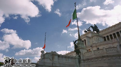 罗马城市广场