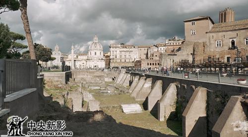 罗马古城遗址