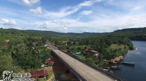 柬埔寨水电站