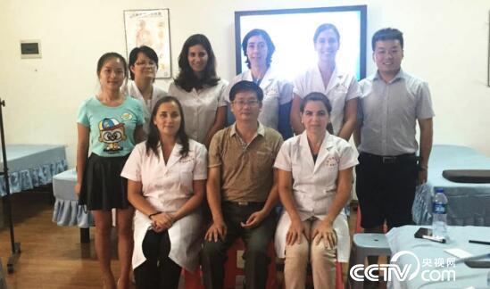 2016年7月传统医学院派遣6名学生前来江西中医药大学见习10天