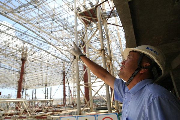 港珠澳大桥建设者胡从柱:30年诠释匠心精神