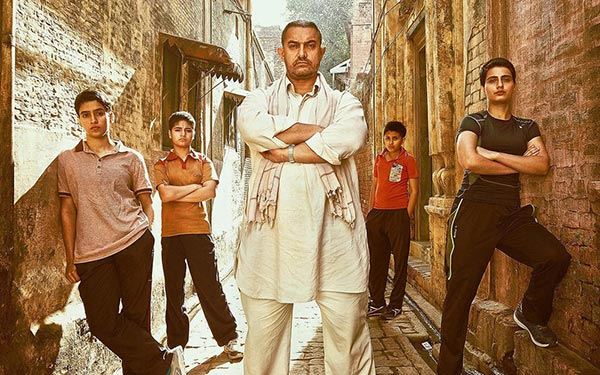 Aamir Khan's Dangal becomes the highest-grossing Indian movie in China