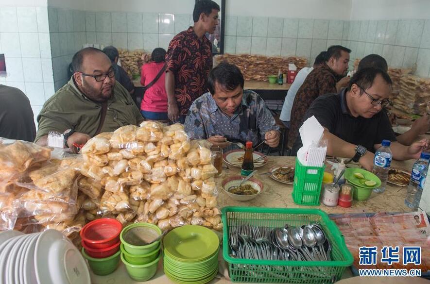 La cuisine traditionnelle en Indonésie- le satay