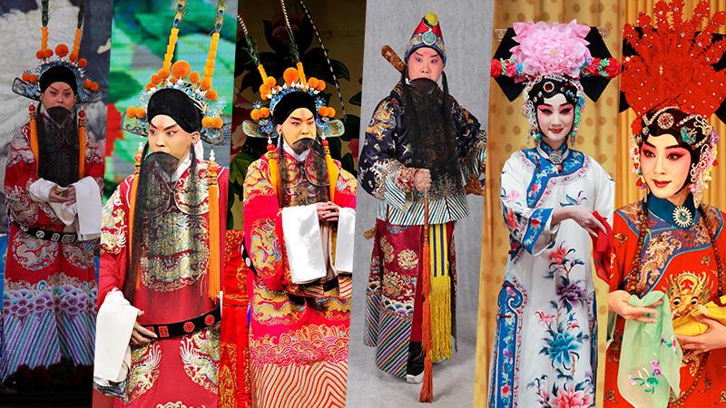 传统名剧《四郎探母》将由杨少彭、马博通、张建峰、朱强先后饰演杨延辉,剧中的铁镜公主则由窦晓璇、奇彤分饰