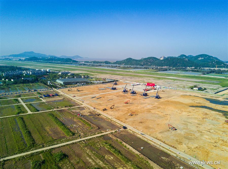 Implantation en Chine de la première usine à l