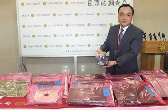 台湾1亿7000笔个人资料泄露,不排除蔡英文资料。(图片来源:台湾《中时电子报》)