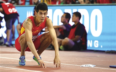 Lyles and Bett show burgeoning talent during Shanghai Diamond League meeting