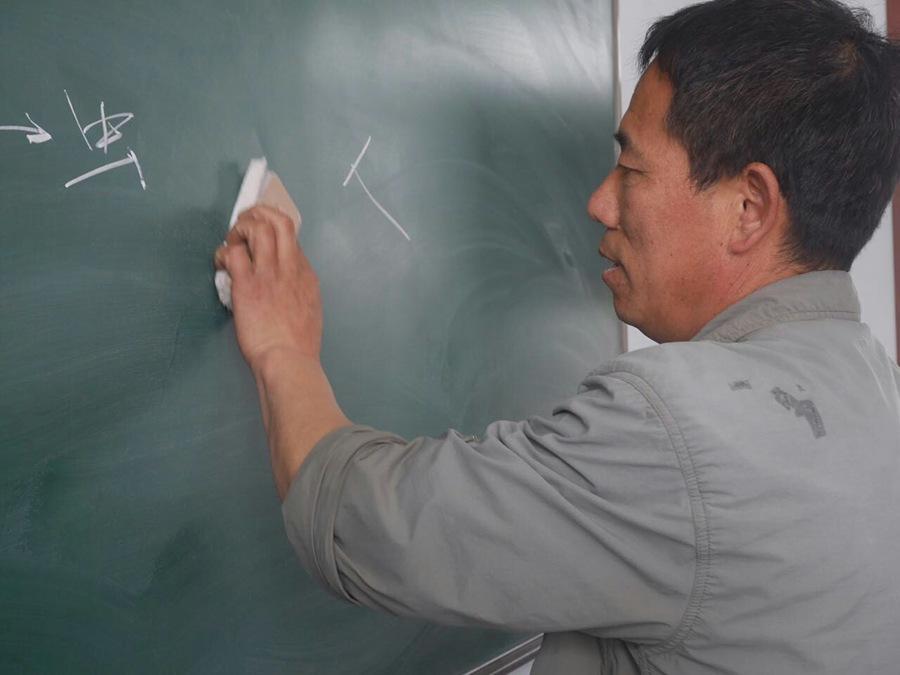 File photo of Li Rongfu. [Photo provided to chinadaily.com.cn]