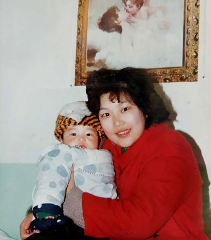 Une mère chinoise refuse d