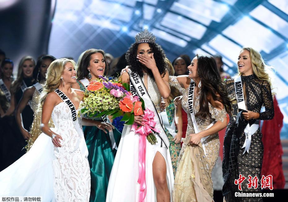 Ce dimanche 15 mai 2017, les américains ont choisi leur nouvelle reine de beauté. C