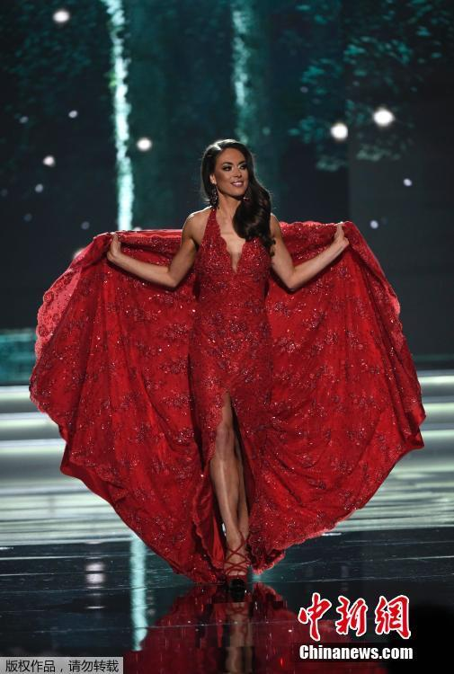 Kara McCullough élue Miss USA 2017 !