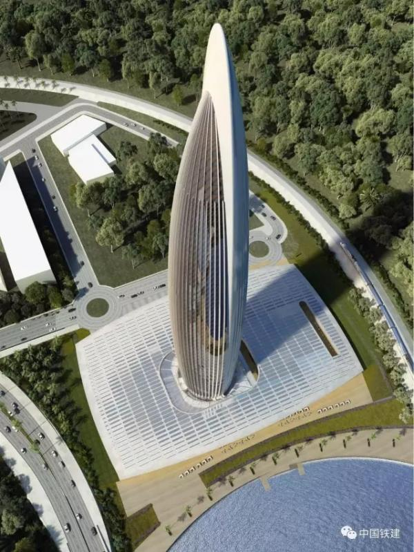China Railway International Group to construct Africa's tallest building