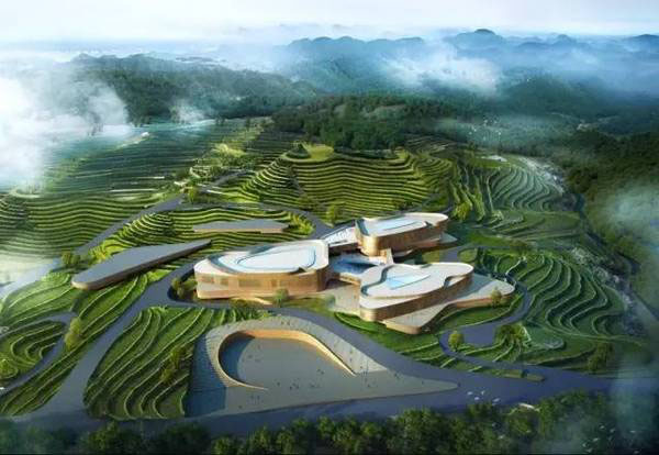 World's largest botanical garden to open on China's National Day