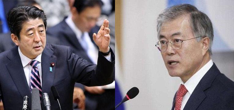 日韩首脑最晚7月会晤 两国关系出现新转机?