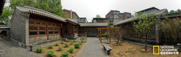 史家胡同博物馆主体建筑