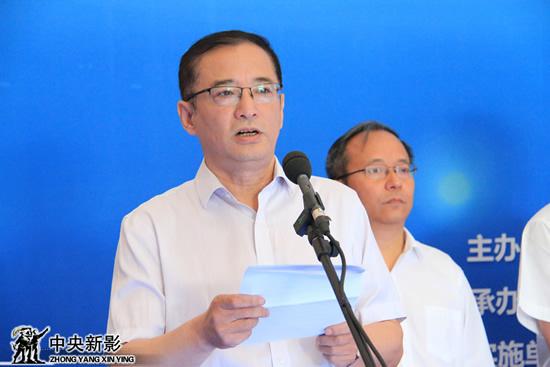 科技日报社事业发展中心主任尹宏群