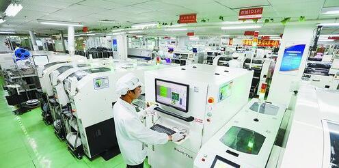 """其""""柔性印制电路板智能化生产工厂建设""""成为厦门第一个国家级智能制造"""