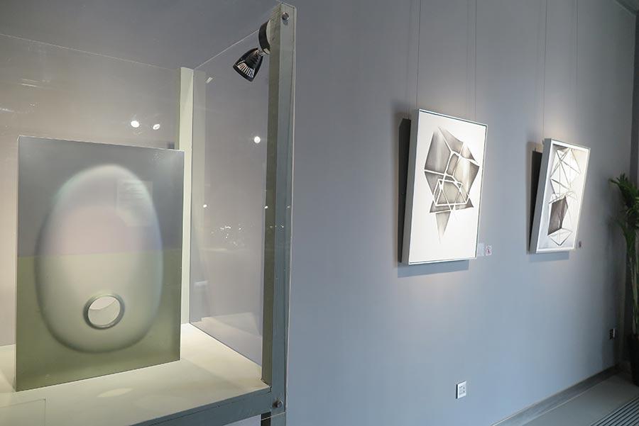 Une exposition révèle la beauté du verre à Beijing