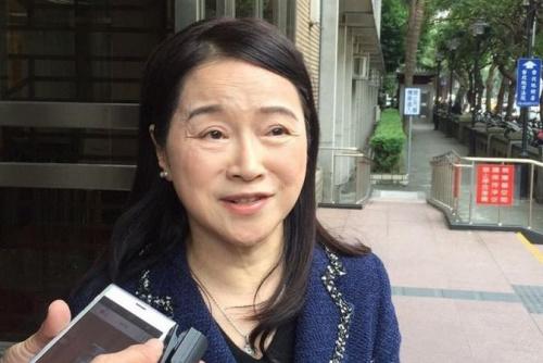周玉蔻。图片来源:台湾《联合报》资料照片。