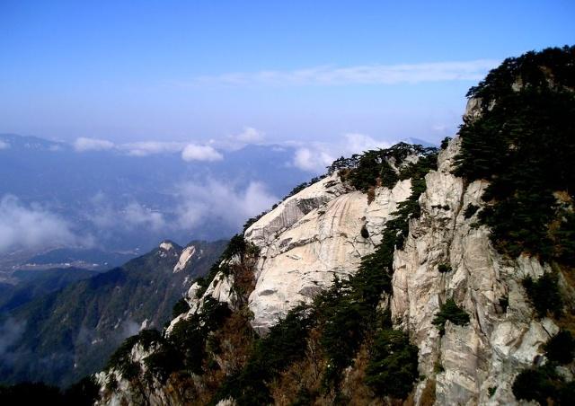安徽旅游必去的景点:天堂寨风景区