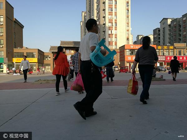 Les parents ne lésinent pas à la dépense avant le gaokao