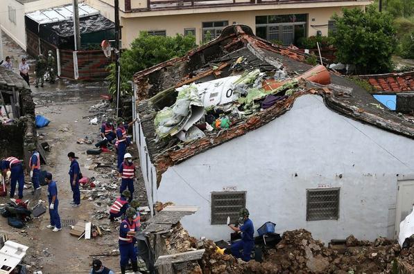 复兴航空2014年澎湖空难造成40多人罹难