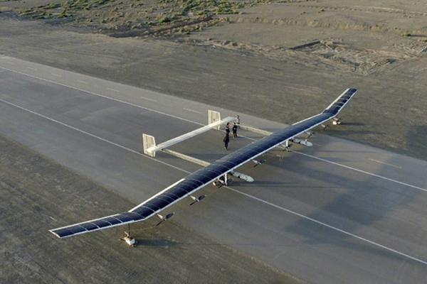 الصين تنجح في تجربة أكبر طائرة بدون طيار بالطاقة الشمسية على ارتفاع 20000 متر
