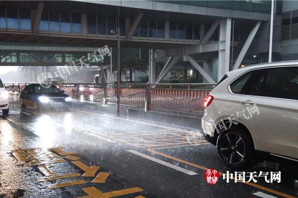 中东部降雨持续【】省有暴雨 北方清凉