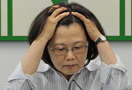 """台湾民调:超60%绿营人士支持民进党放弃""""台独党纲"""""""