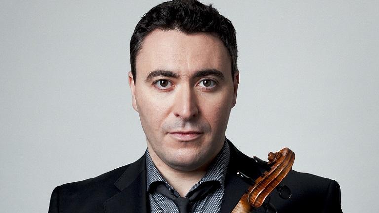 小提琴家马克西姆·文格洛夫将担任比赛评委之一