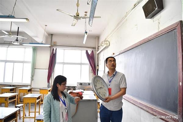 9.4 مليون طالب يشاركون في امتحان قبول الجامعات الصينية