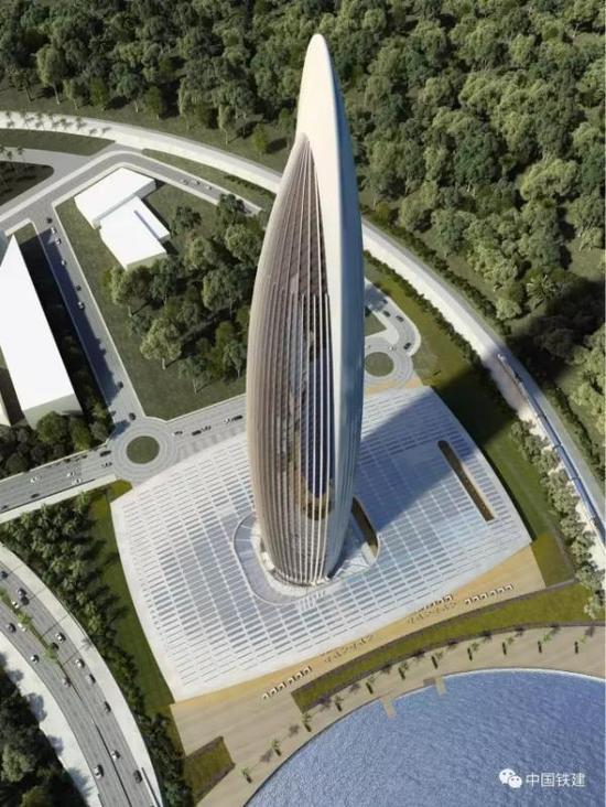 Un groupe chinois va construire la plus haute tour d'Afrique