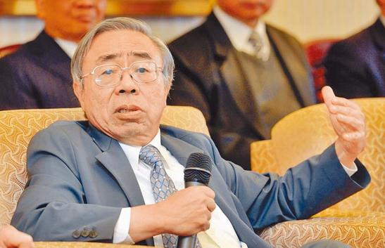 台塑集团总裁王文渊