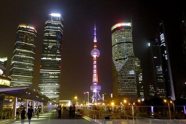 شانغهاي الأكثر جاذبية للتنمية العقارية في الصين