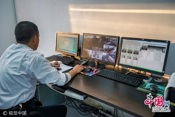"""حارس منارة جزيرة دا جي شان- أبعد """"العيون"""" لبلدية شانغهاي"""