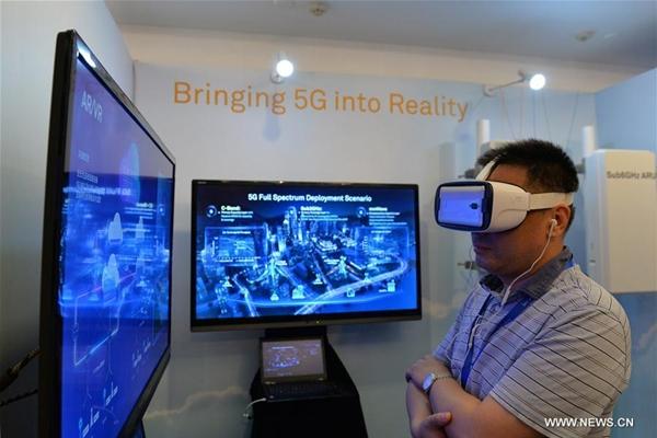 تقنية الجيل الخامس تجلب 6.3 تريليون يوان من الإنتاج الاقتصادي في الصين