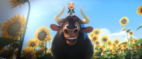 《公牛历险记》公牛费迪南德