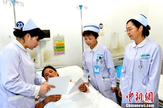 青海将集中救治1577名大病贫困患者