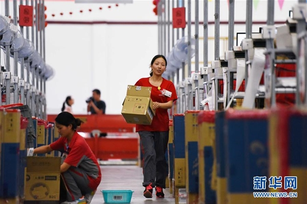 تكييف التجارة الإلكترونية الصينية مع اتجاهات الاستهلاك الجديدة