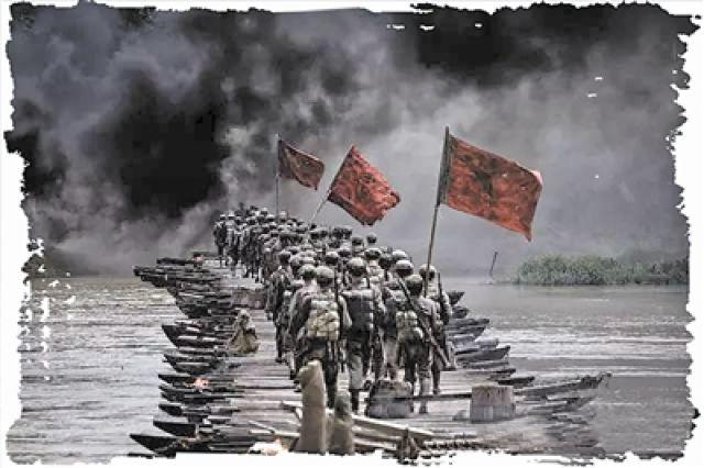 《绝命后卫师》剧照。(图片来源:解放军报)