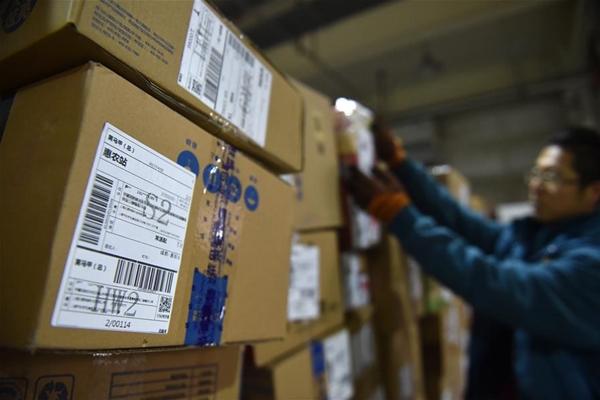 تقرير: الصينيون ينفقون المزيد على البريد السريع في عام 2016