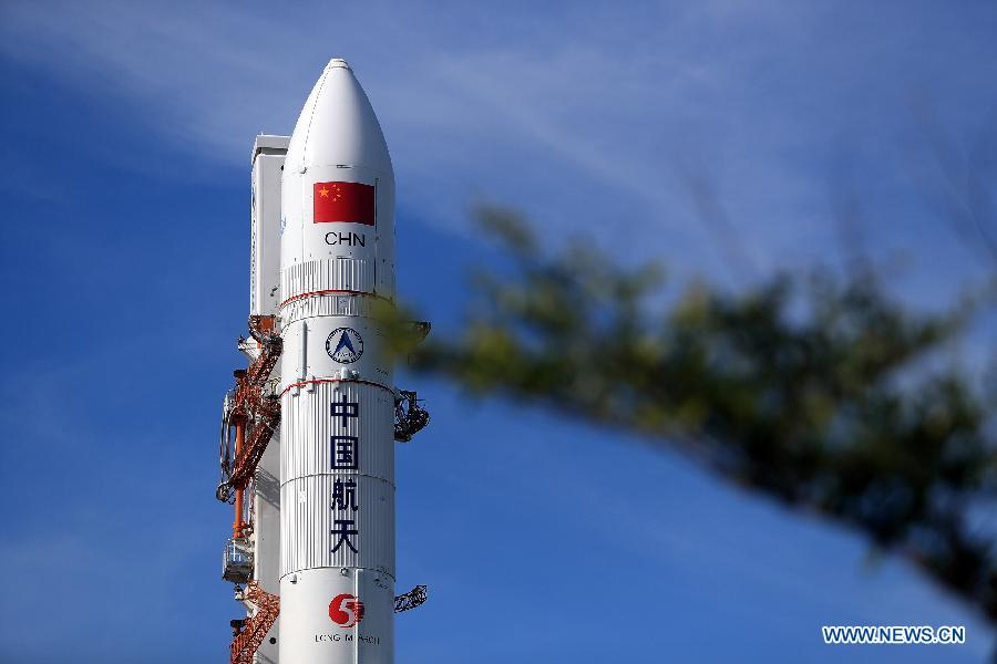 La Chine lancera la fusée Longue Marche-5 Y2 début juillet