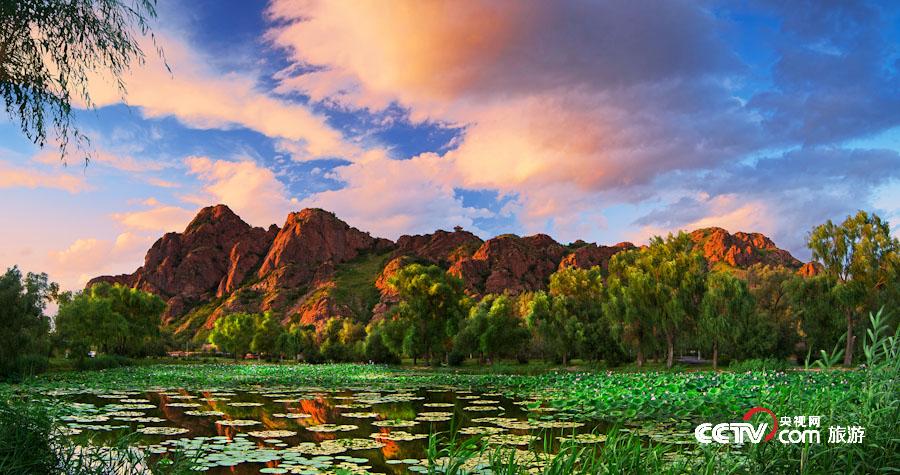 内蒙赤峰红山国家森林公园:新石器时代的古遗迹