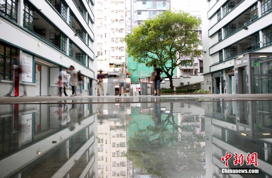 Hongkong face à de grandes opportunités dans son développement