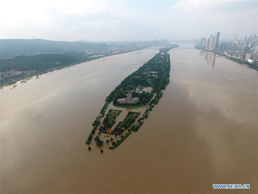 La Chine alloue 1,9 milliard de yuans aux régions sinistrées par les inondations dans le sud