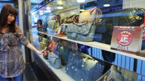 奢侈品在中国也能共享? 网友质疑能否成功运行