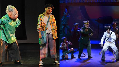 中国福利会儿童艺术剧院儿童剧《蓝蝴蝶》与《泰坦尼克号》即将分别于7月11至12日、14至15日登台国家大剧院。